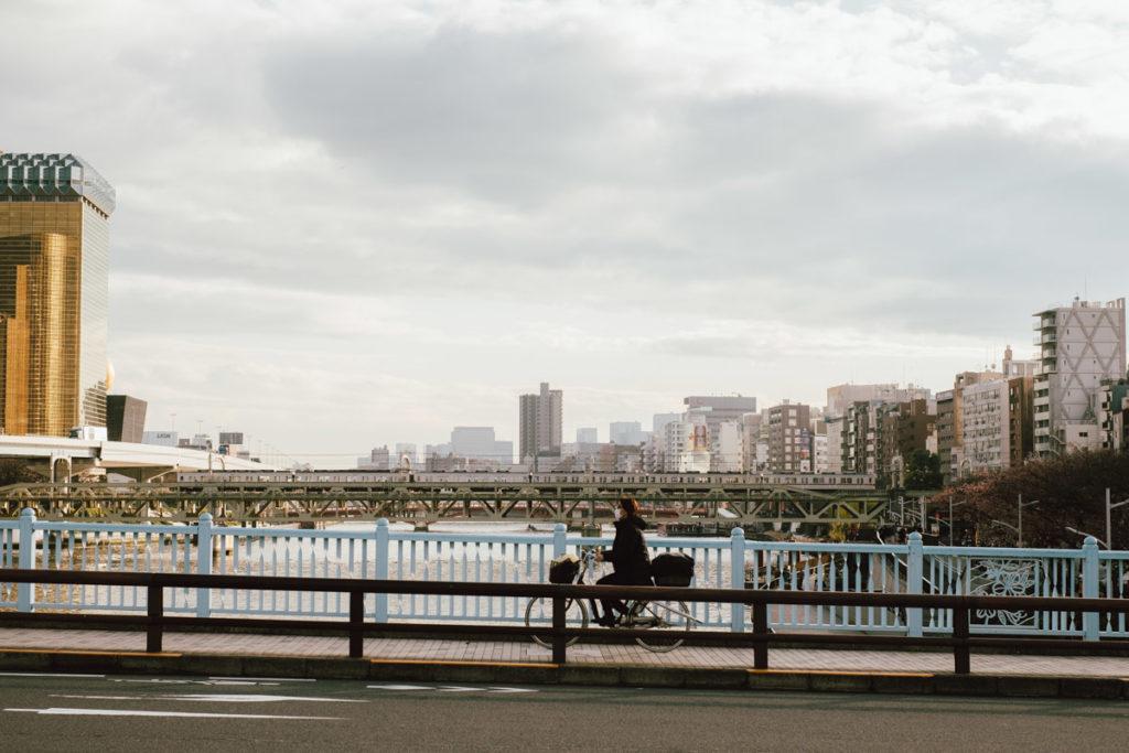 La ville de Tokyo au Japon